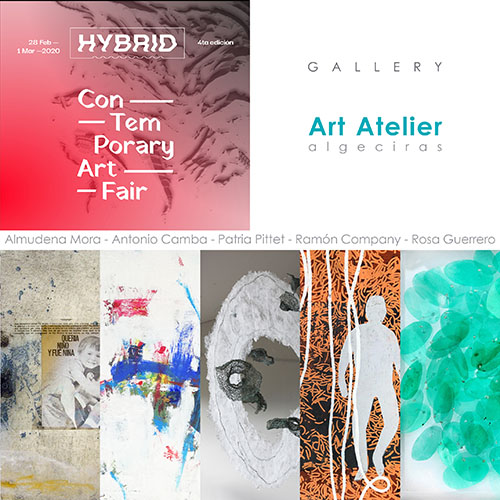 Hybrid Contemporary Art Fair Madrid