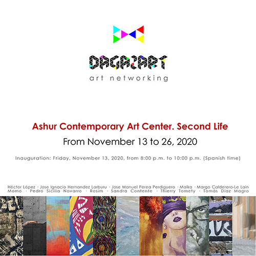 III DAGAZART Art Networking November 2020